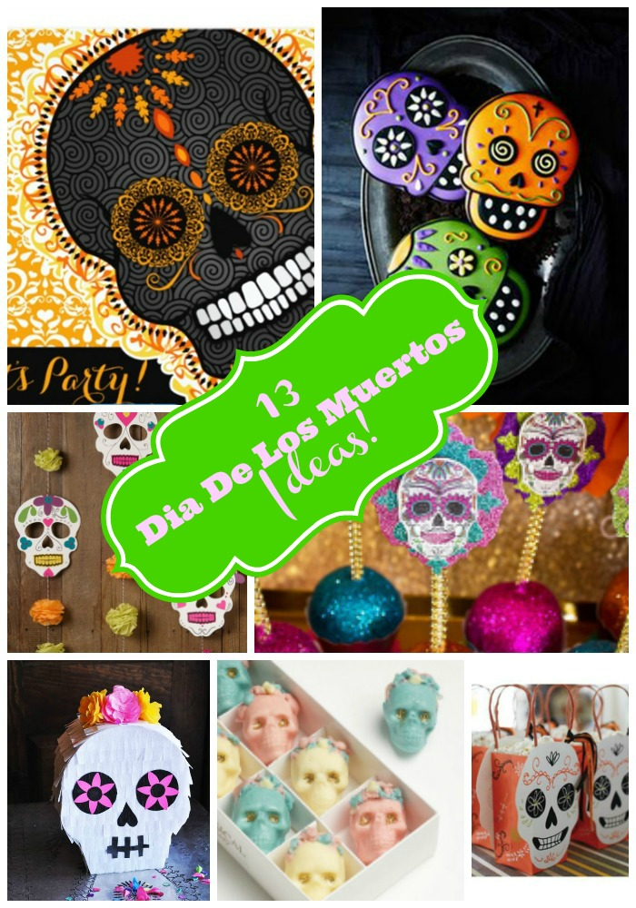 13 Dia De los Muertos Ideas Via B. lovely events