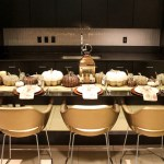 Metallic Fall Thanksgiving Tablescape- B. Lovely Events