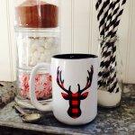 This buffalo check mug is so cute-- See More Buffalo Check Ideas on B. Lovely Events