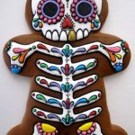 this dia de los muertos cookie is fantastic- See more day of the dead ideas on B. Lovely Events