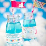 Fun Unicorn Party Drinks- See more lovely Unicorn Party ideas on B. Lovely Events