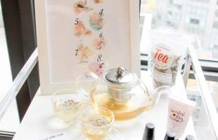 A Spa Day Tea Party… A Delightful, Emotional Self Care Event