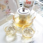 Home Spa Day Tea Party- relaxing spa blend herbal tea- B. Lovely Events