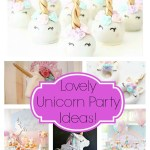 Lovely Unicorn Party Ideas!- B. Lovely Events