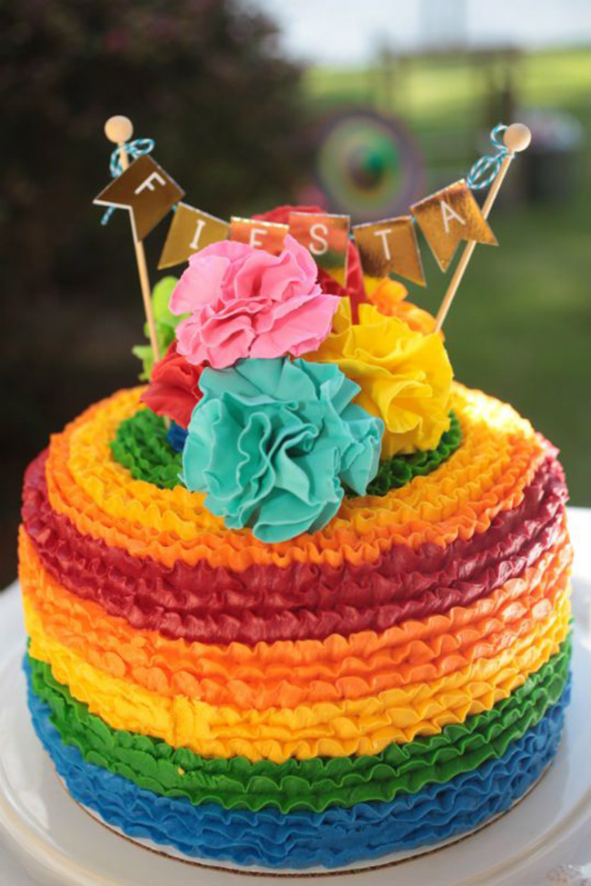 10 Of The Most Lovely Fiesta Cakes!