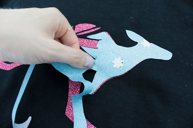 DIY Kangaroo Australian Flag Shirt Step by Step instructions