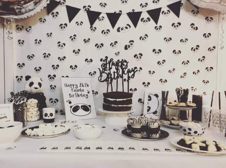 pandas are so cute -See more Panda Party ideas on B. Lovely Events