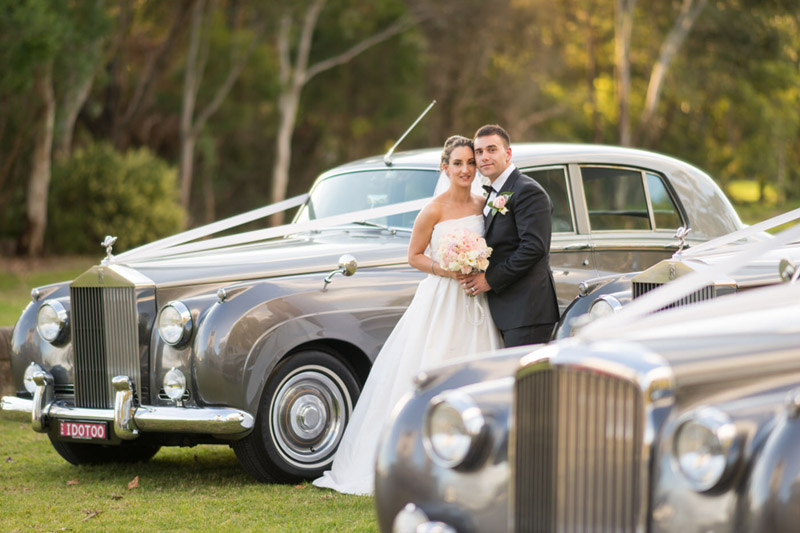 Rolls Royce wedding - See the details on B. Lovely Events