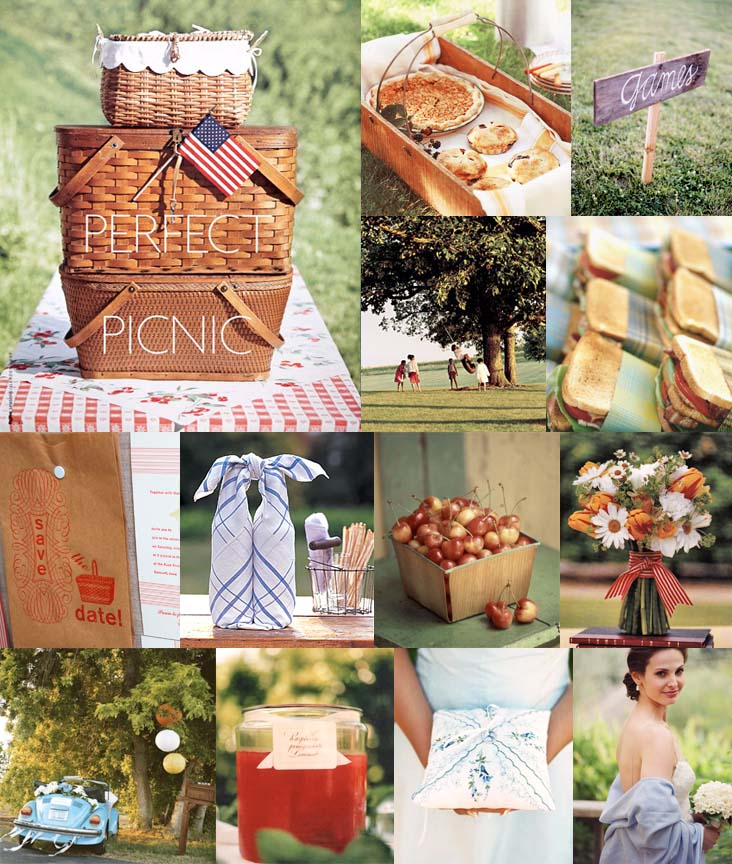 Lets Have a Picnic  B Lovely Events