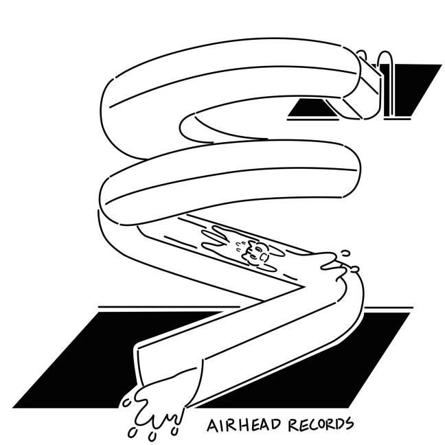 獨立廠牌對大眾來說漸漸不是那麼陌生的名詞,吉他手謝老闆本身也經營了自己的廠牌Airhead Records呢!