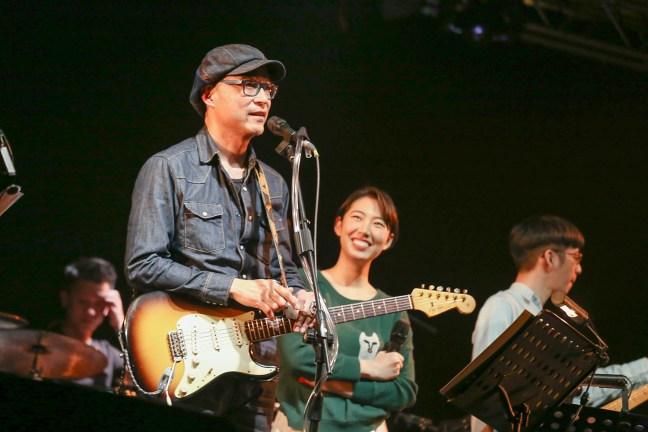 酷酷的王若琳這次擔任嘉賓,與老爸一起挑選兩人都非常喜歡的披頭四歌曲《Something》與保羅麥卡尼《My Love》合唱