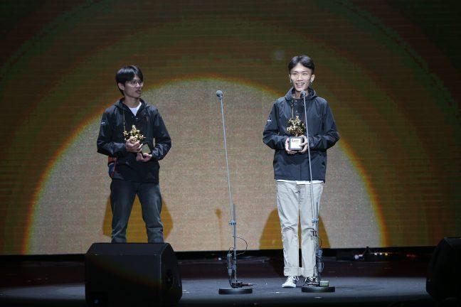 老貓偵探社主唱謝慶勳:「希望我們的專輯可以多賣個二、三張。」