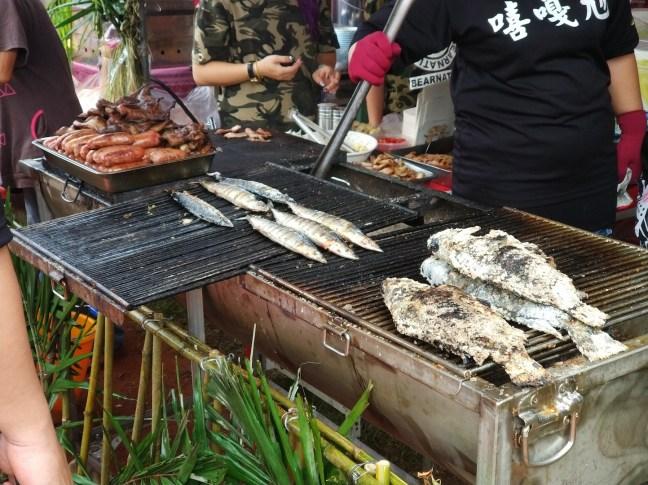 24.烤魚!