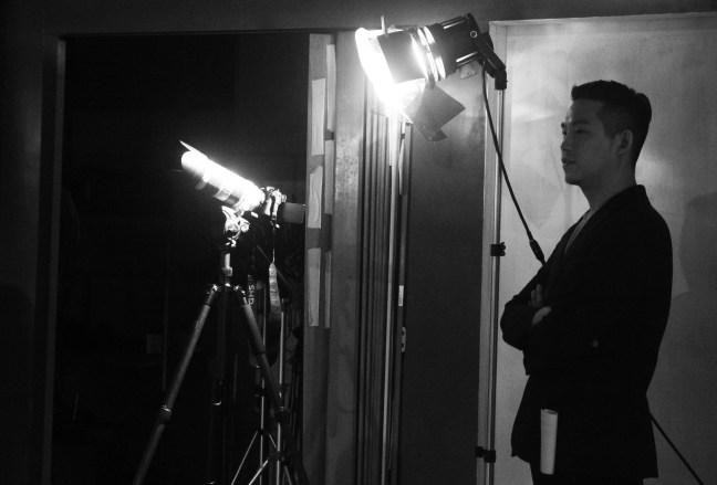 金曲30形象影片視覺設計統籌顏伯駿