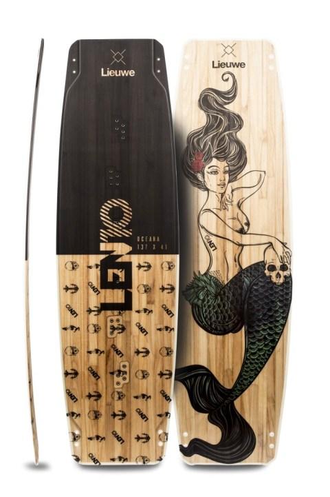 Lieuwe LEN10 Oceana board