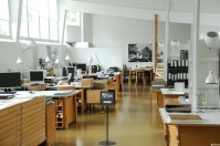 Alvar Aalto Studio, office