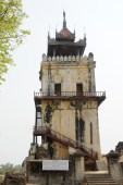 Inwa - clock tower