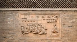 Temple, detail