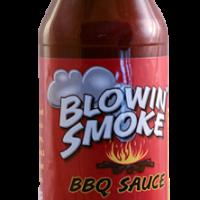 Blowin' Smoke Original BBQ Sauce (1/2 Gallon Jug) | North Carolina's Blowin' Smoke BBQ Sauce