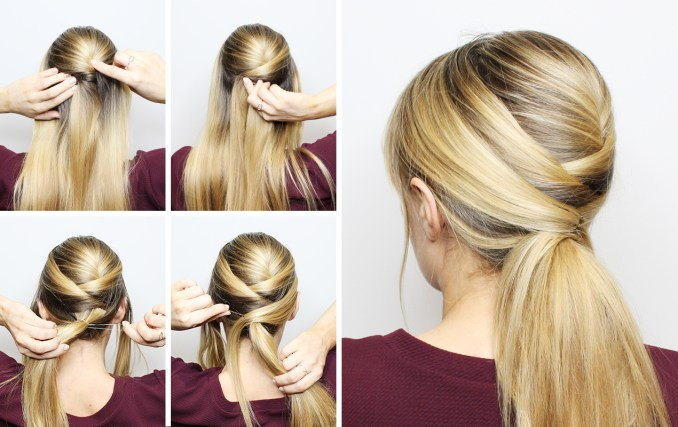 5 christmas party hairstyles for short, medium and long hair