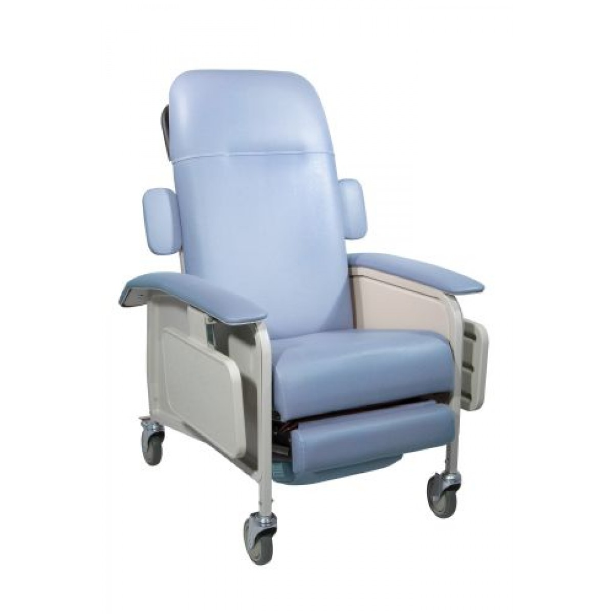 Geriatric Chairs Clinical Care Geri Chair Recliner By Drive Medical D577 Br