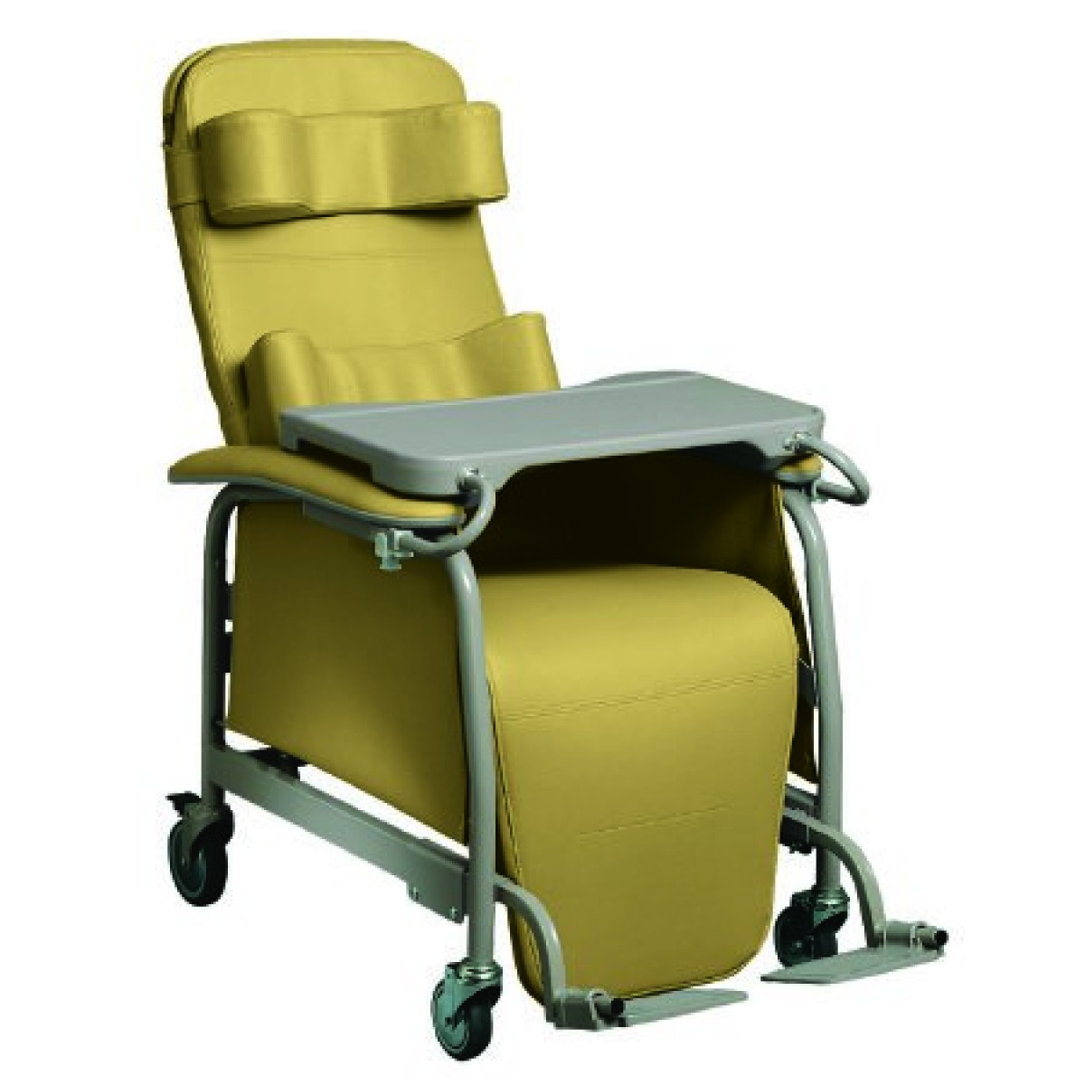 Geriatric Chairs Lumex Preferred Care Infinite Position Recliner 20 Inch