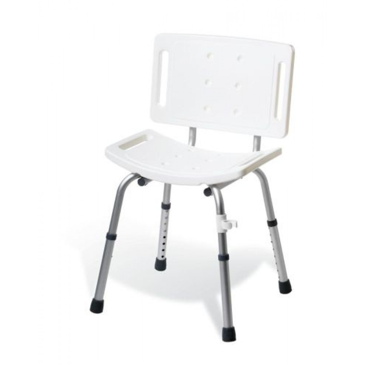 Shower Chair With Back Basic Shower Chair With Back G30402m