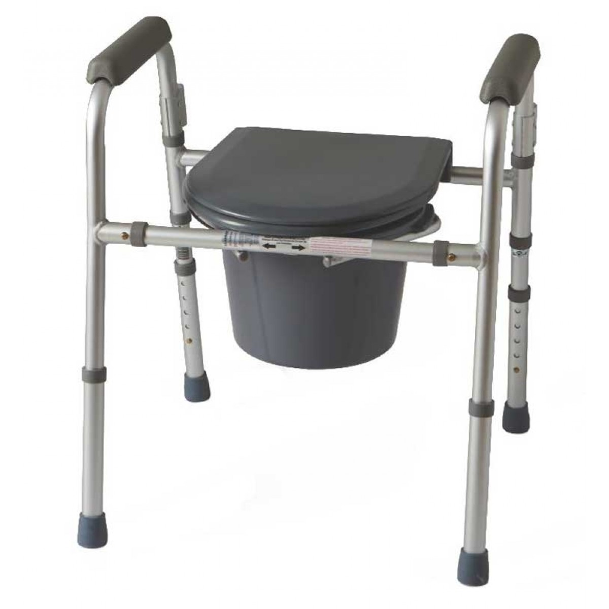 Folding Commode Chair Folding 3 In 1 Commode G30213 1f