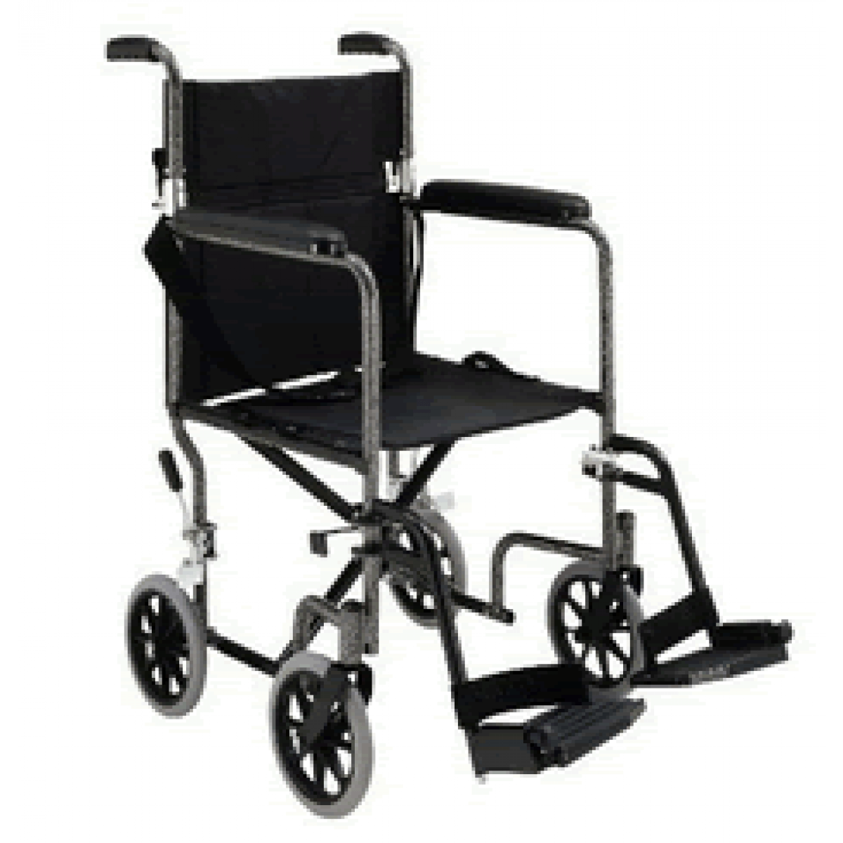 Transport Chairs Merits Transport Chair With Fixed Arms On Sale With