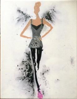 """Diseño de Amy Westcott para la película """"Black Swan"""" de 2010."""
