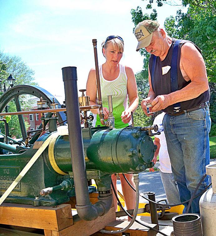 Bessemer Engine