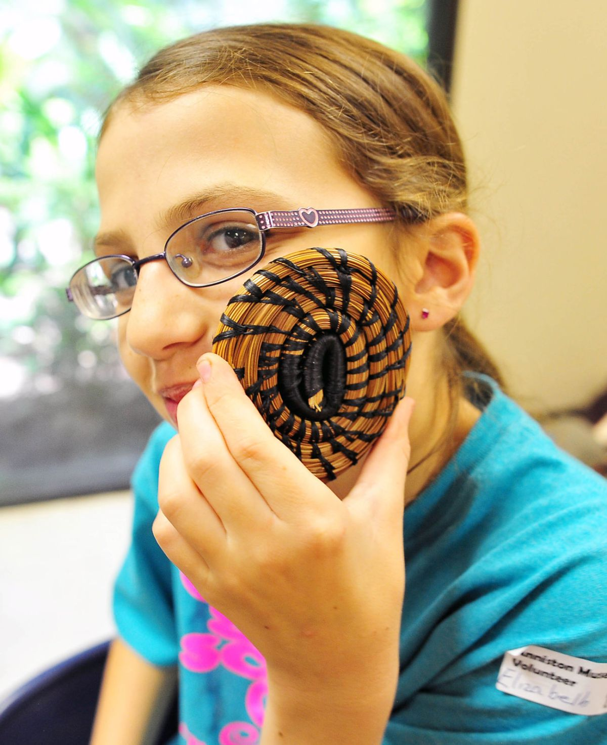 Longleaf Pine Needle Basketry Class Anniston Museum