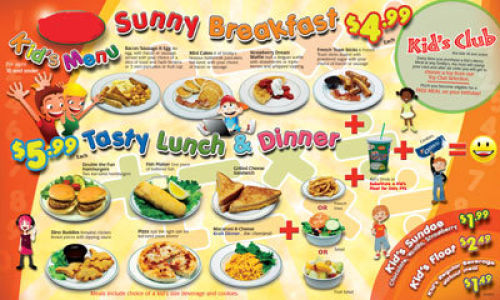 Best Kid Meals Restaurants