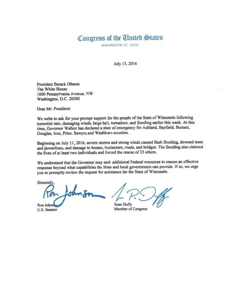Letter requesting disaster relief   apgwicom