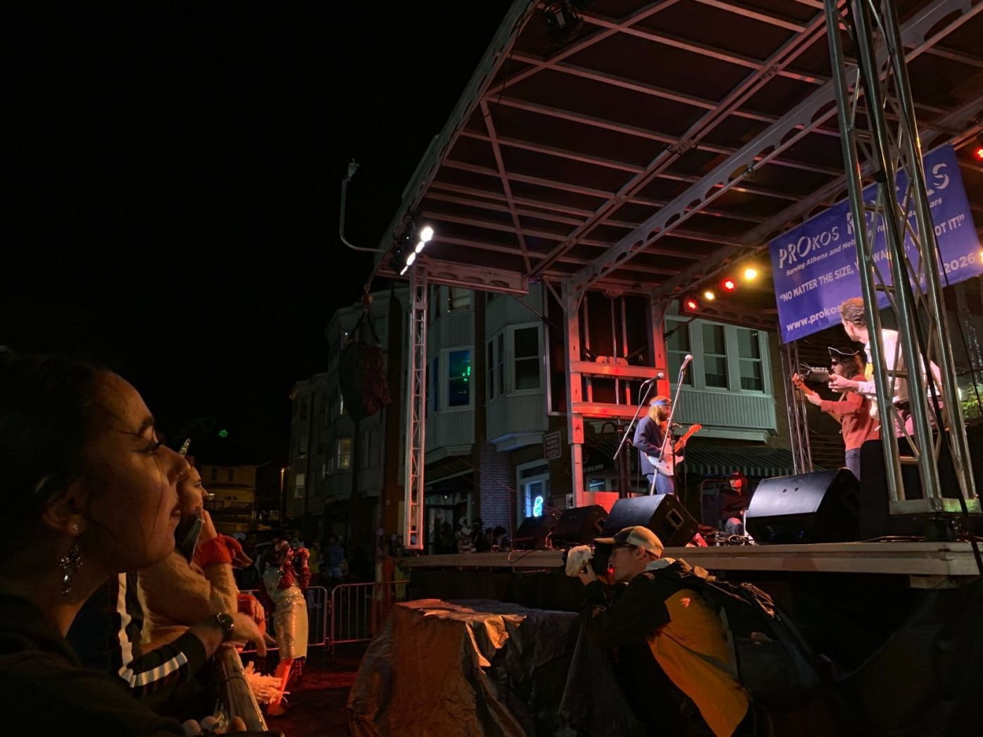 The 13th annual wild rumpus halloween celebration is coming in 2021. No Halloween Block Party This Year City Says Local News Athensnews Com