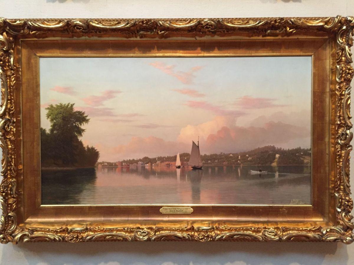 John . Barrow' Landscapes Galleries