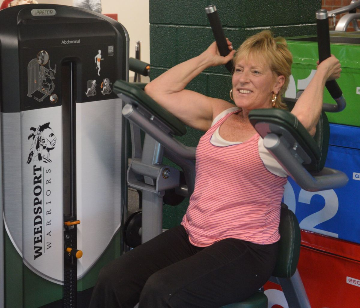 Weedsport school district holds open house for new fitness