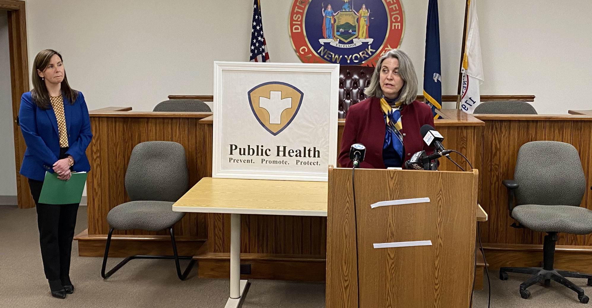 Two More Confirmed Coronavirus Cases In Cayuga County