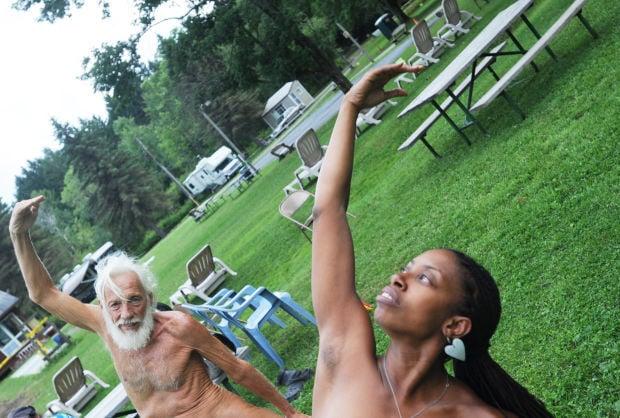 Nudists in Moravia marking 25th annual summer festival  Entertainment  auburnpubcom