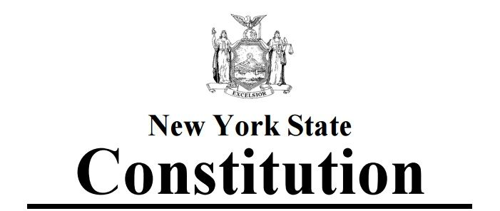 Poll: Most NY voters support holding constitutional