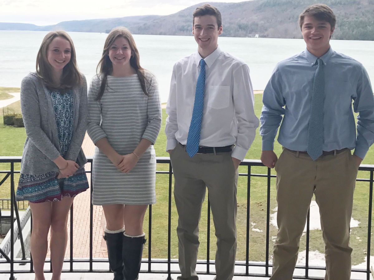 Four Skaneateles Student-athletes Part In Cooperstown