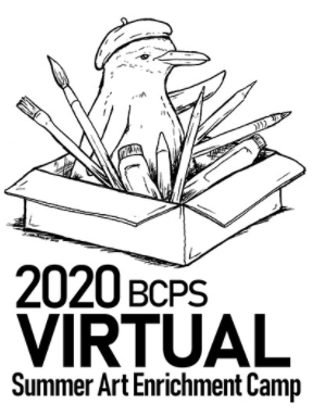 Registration open for BCPS Virtual Summer Art Enrichment