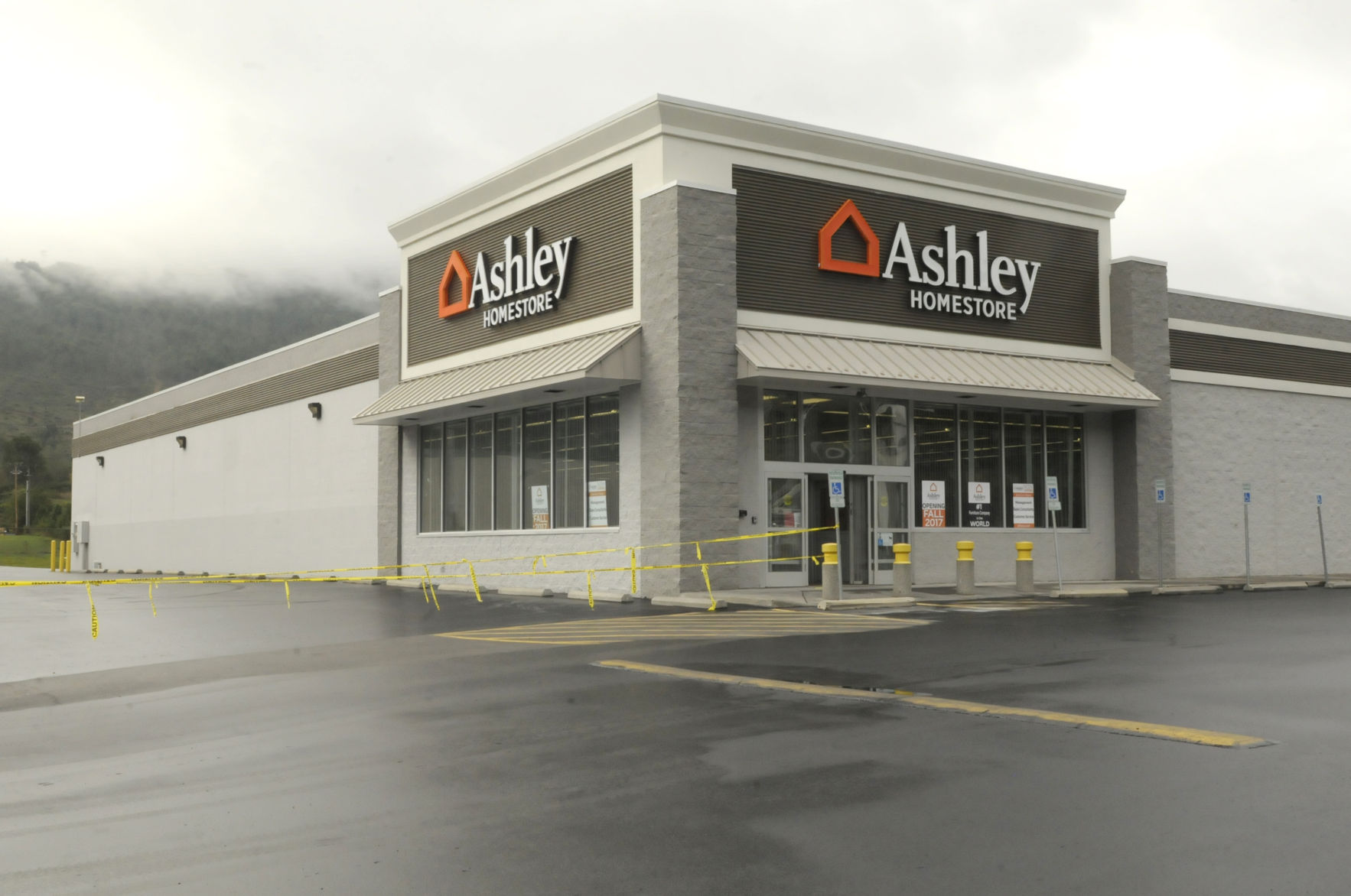 New Furniture Store Prepares For Grand Opening In