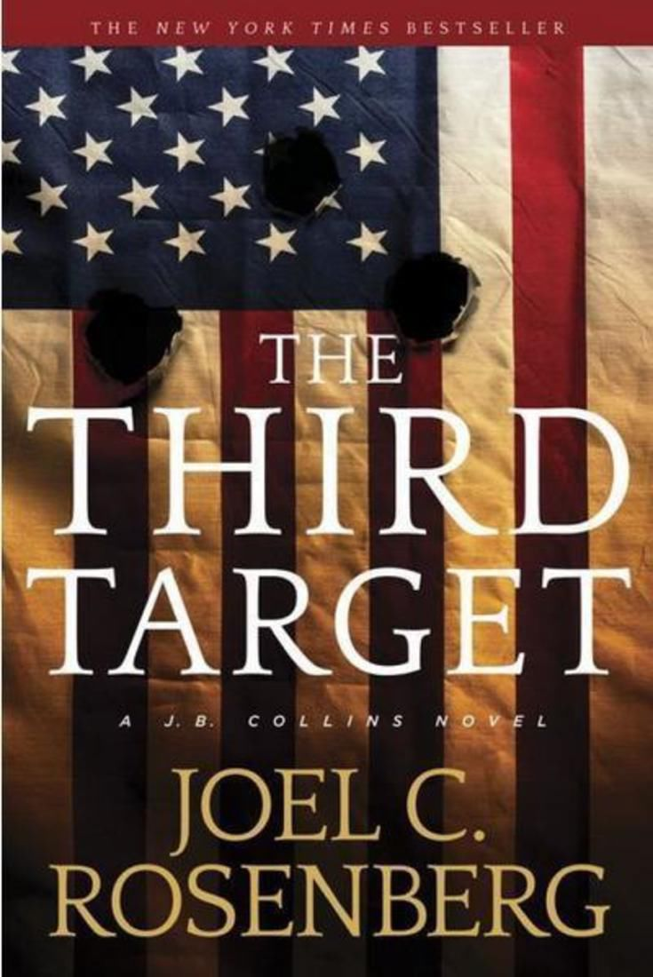 'Third Target' an action-driven story