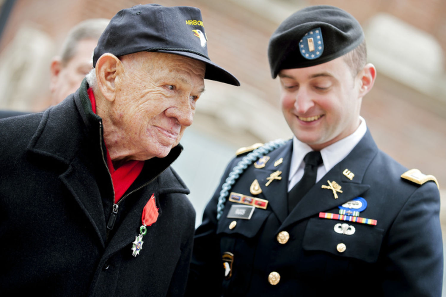 Bowling Green WWII veteran receives France's highest honor