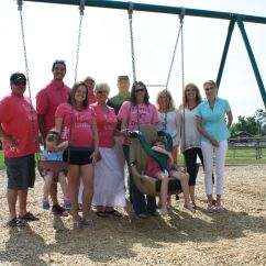 Swing Chair Local Korum With Accessories Spartan Park Receives All Inclusive Seat News