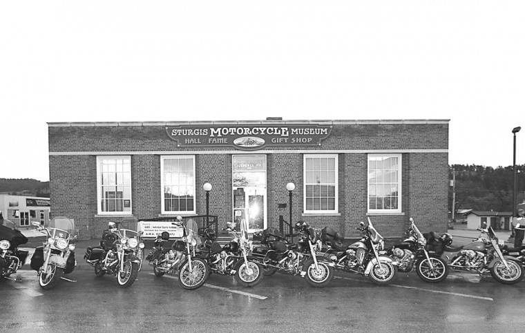 Sturgis Motorcycle Museum And Hall Of