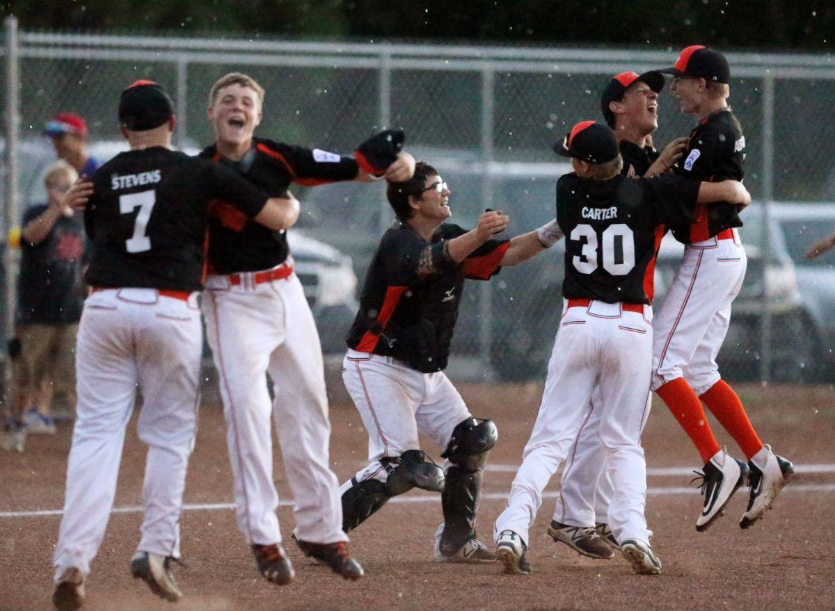 Little League State Championship Baseball