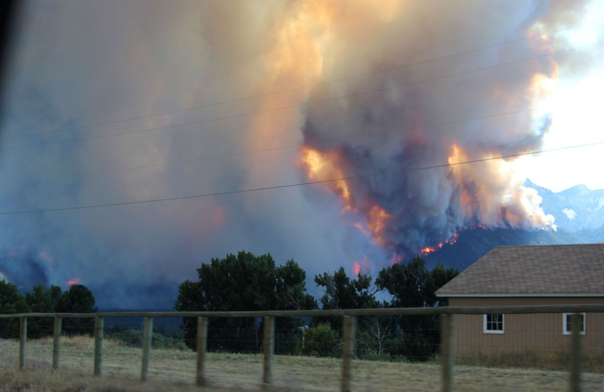 Hundreds evacuated as fire south of Hamilton rages ...