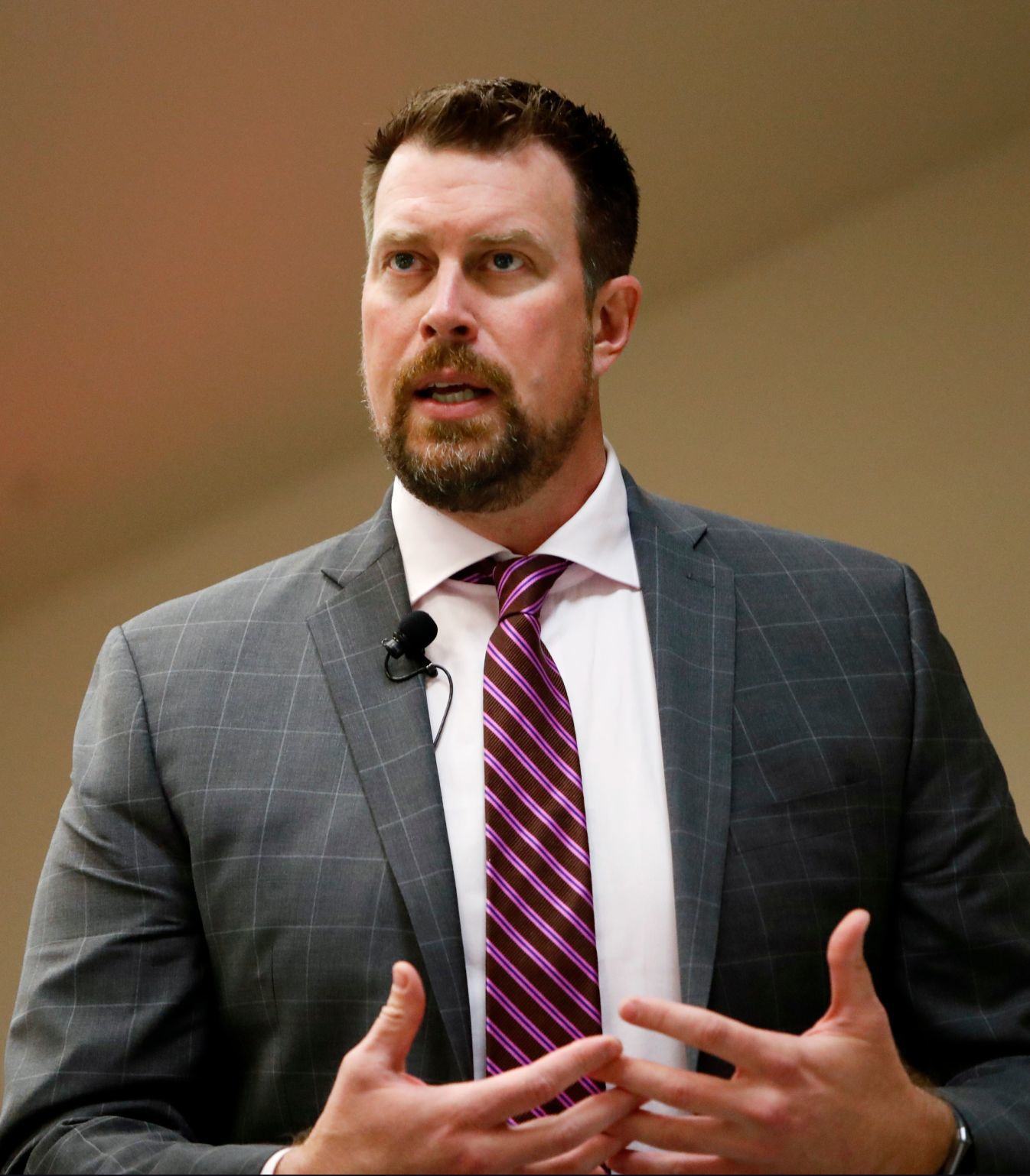 Ryan Leaf Former Nfl Quarterback And Montana Native